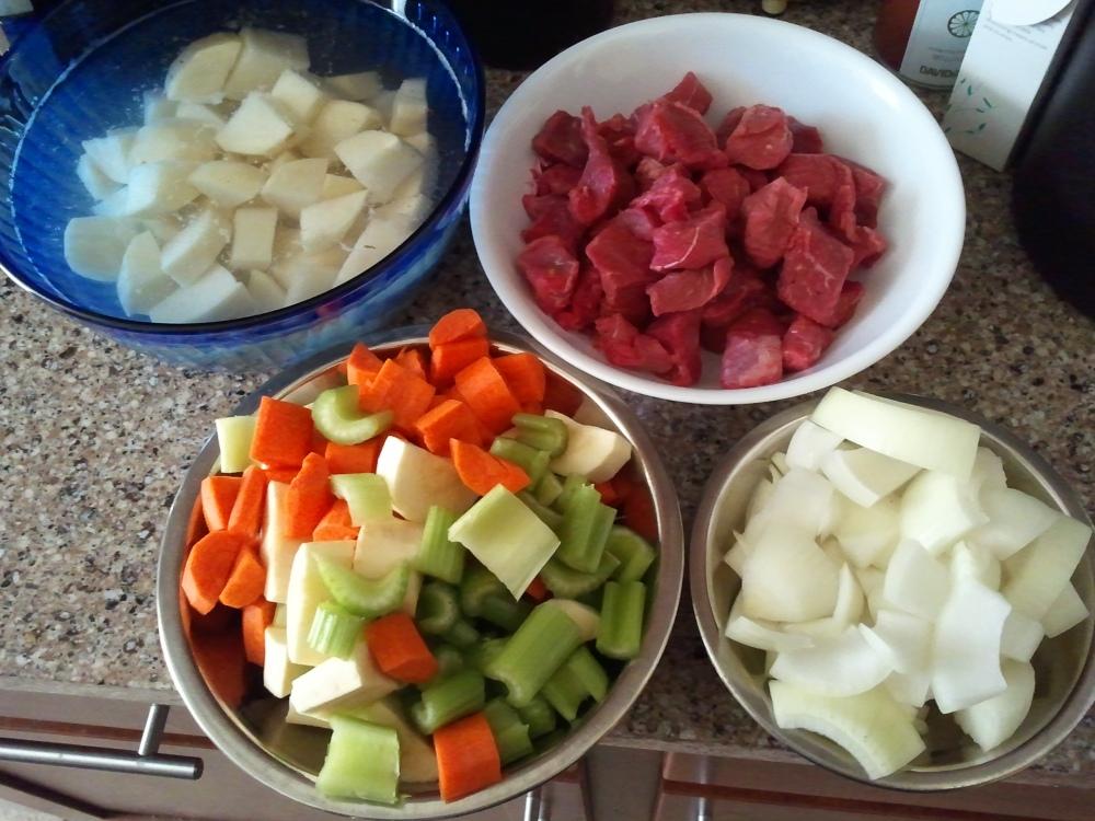 Gluten Free Beef Stew (1/6)
