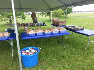 Food tent 3